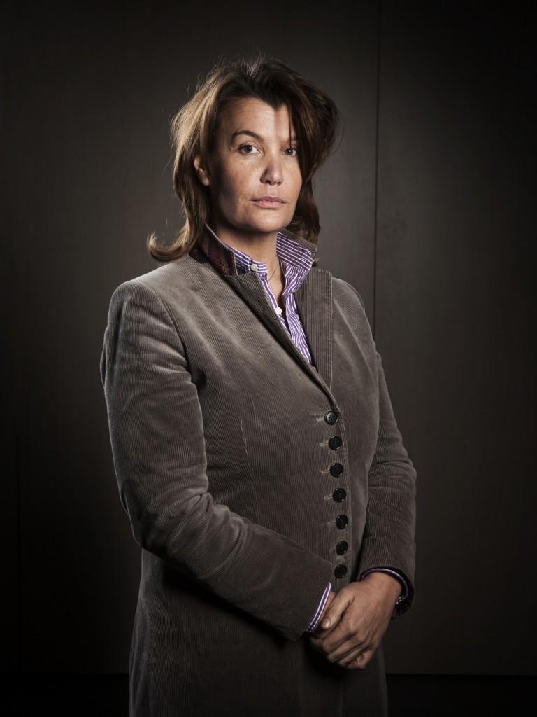 Ingrid Sartiau (foto Guy Kokken)
