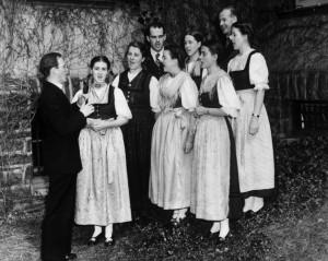 Dewinter en dochters, de familie von Trapp van extreemrechts in Vlaanderen
