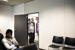 Raad voor Vreemdelingenbetwistingen (foto:Franky Verdickt)