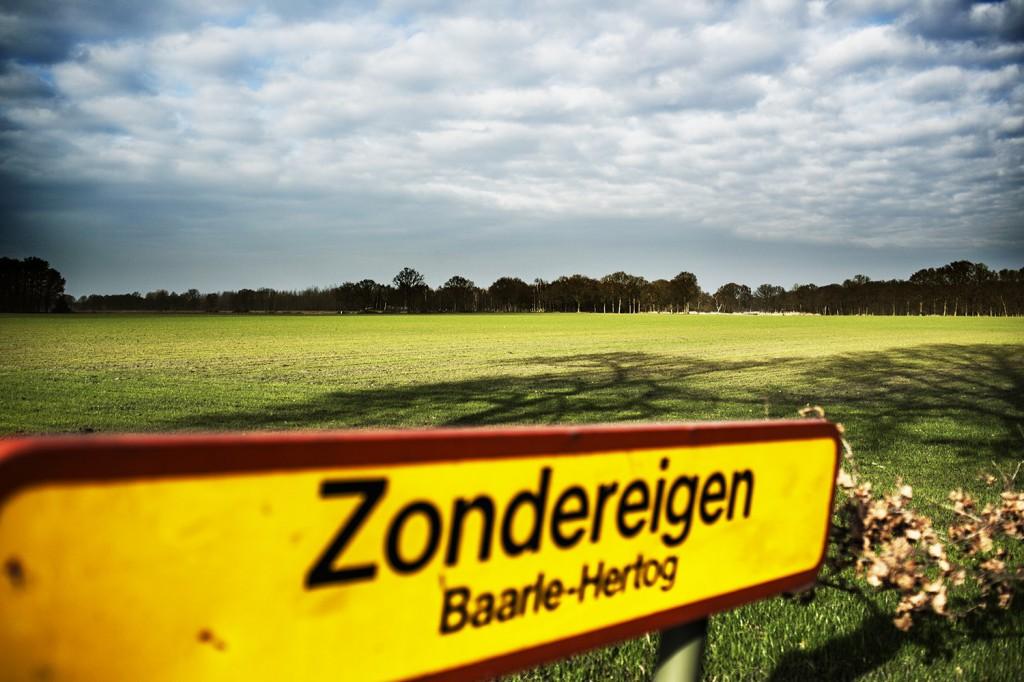 Zondereigen, gehucht Baarle-Hertog binnen rijksgrenzen, (foto Franky Verdickt)