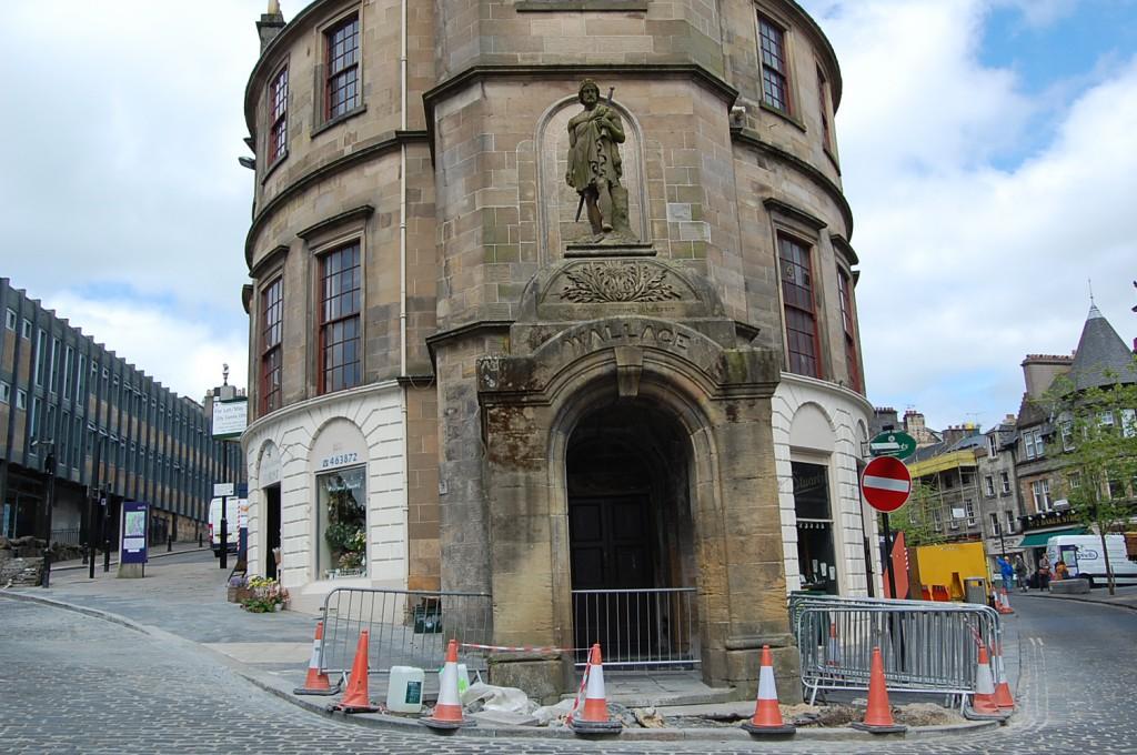 standbeeld William 'Braveheart' Wallace in Stirling (eigen foto)