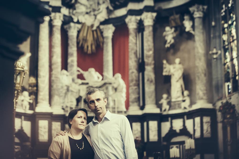 Movchan en Anna (foto: Jimmy Kets)