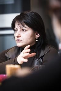 Radana Rusenkova (foto Frederik Buyckx)