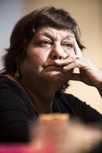 Margita Reiznerova (Foto Frederik Buyckx)