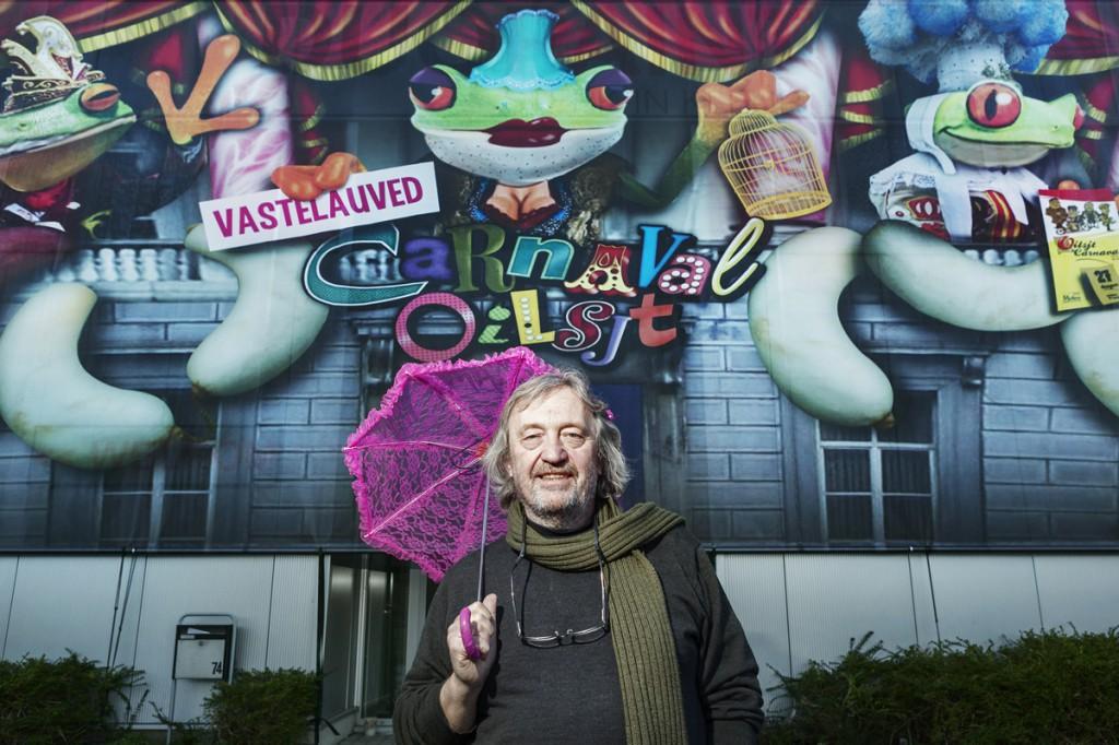 Michel Van Brempt van De Moikes hoopt op slecht weer (Foto: Freddy Buyckx).