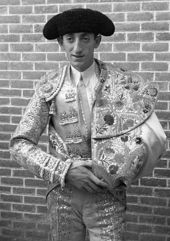 Manolete, de beroemdste matador aller tijden. Bij zijn dood kondigde dictator Franco drie dagen van nationale rouw af (bron ABC)