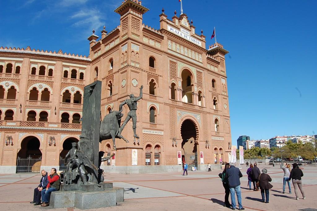 Plaza de Toros Las Ventas, de beroemdste arena ter wereld