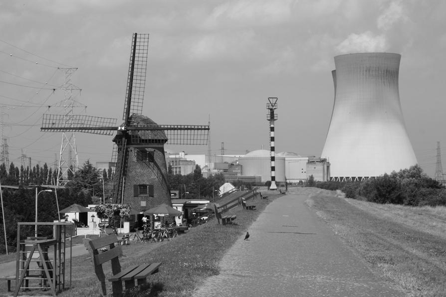 binnen 20 jaar blijft alleen nog de windmolen over. Tenzij...