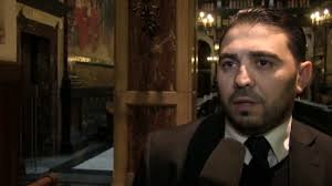 moslimaalmoezenier Saïd Aberkan