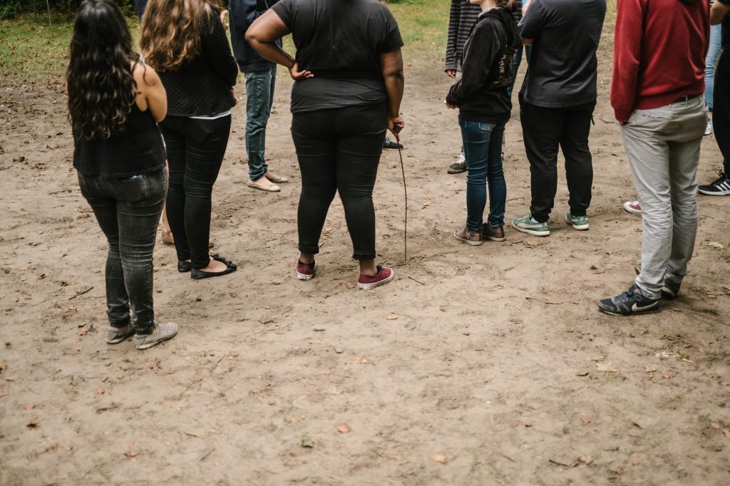 jongeren (foto: Wouter Van Vooren)