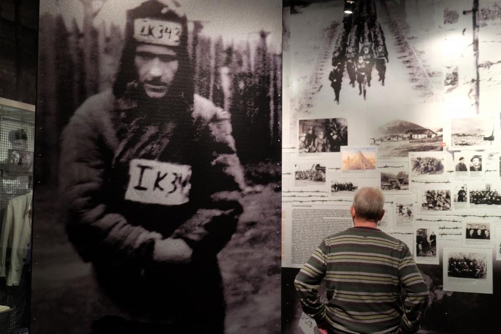 Museum of Genocide Victims - Vilnius: verplicht bezoek voor Lithouwse scholieren (foto: ER)