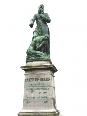 bron: standbeelden.be